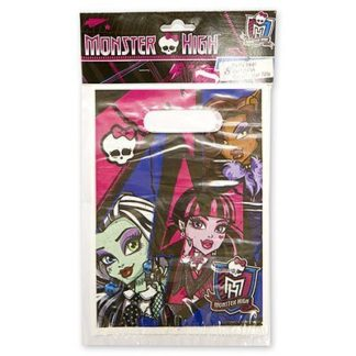 Пакеты для сувениров Monster High, 8 штук