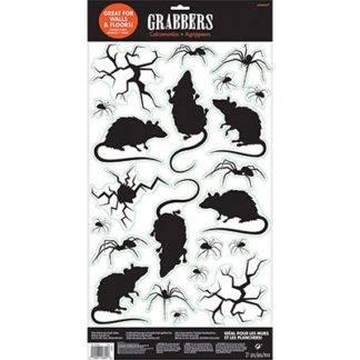 Наклейка для стен Крысы, Насекомые