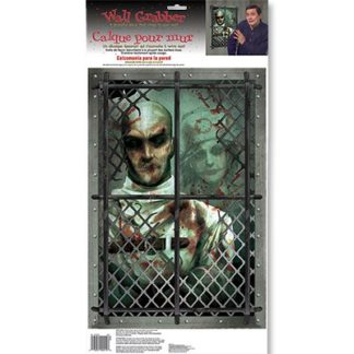 Наклейка на стену Лавка Ужаса Люди