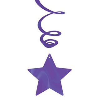 Спирали сиреневые Звезда NewPurple 30 шт