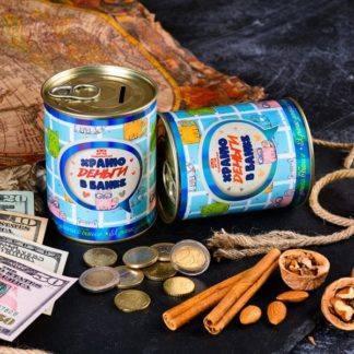 Копилка Храню Деньги В Банке